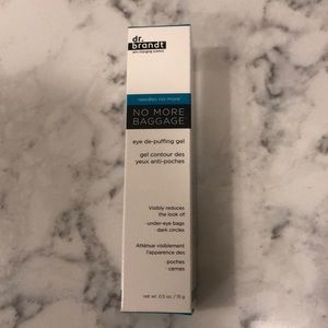 Other - Dr. brandt eye de puffing gel New! 2 available